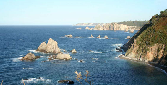 Vistas desde la Garita de Punta Borona