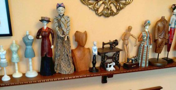 maniquies miniatura