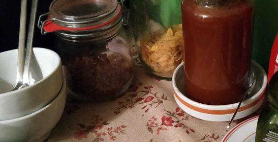 miel cereales
